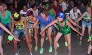 Animation bresilienne et carnaval de rue Montpellier - Danser Lâcher Prise