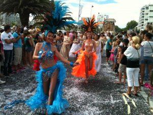 Animation bresilienne et carnaval à la Grande Motte - Danser Lâcher Prise