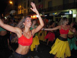 Carnaval de rue et animation bresilienne - Danser Lâcher Prise