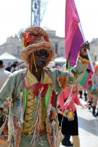 Carnaval de rue et animation bresilienne à Montpellier - Danser Lâcher Prise