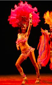 danseuse bresilienne et animation show - Danser Lâcher Prise