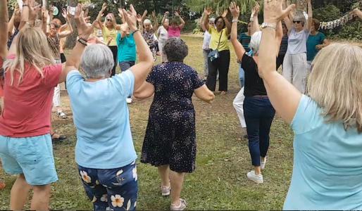 Atelier bien être senior - Danser Lâcher Prise